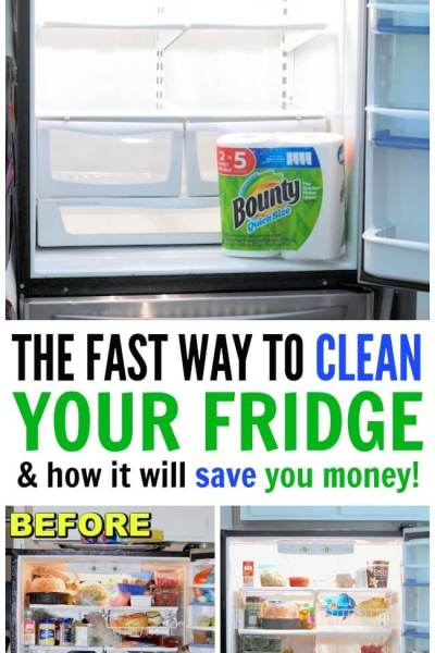 5 Fridge Cleaning Hacks to Save You Money