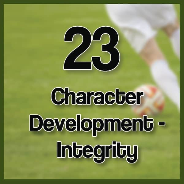 #23 – Integrity Through Youth Sports