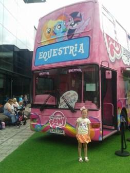 My Little Pony tour Brighton