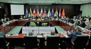 TPP: Zombie trade deal revived again