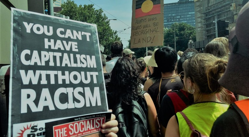Invasion Day marches set the stage for a new era of struggle