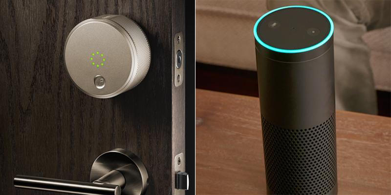 New Alexa Door Lock API Will Make Securing Your Home Seamless