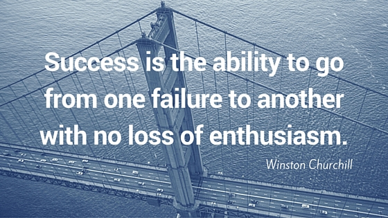 Monday Motivation on Desire to Succeed