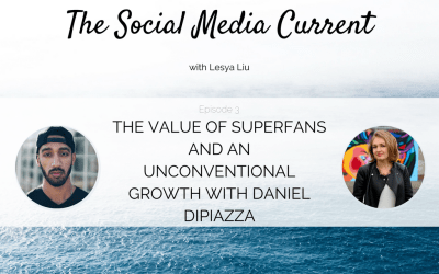 TSMC 003: the Value of Superfans and an Unconventional Growth with Daniel DiPiazza