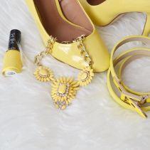 giallo look