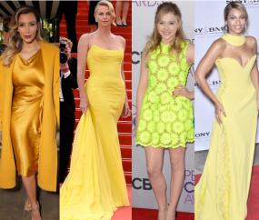 Look giallo