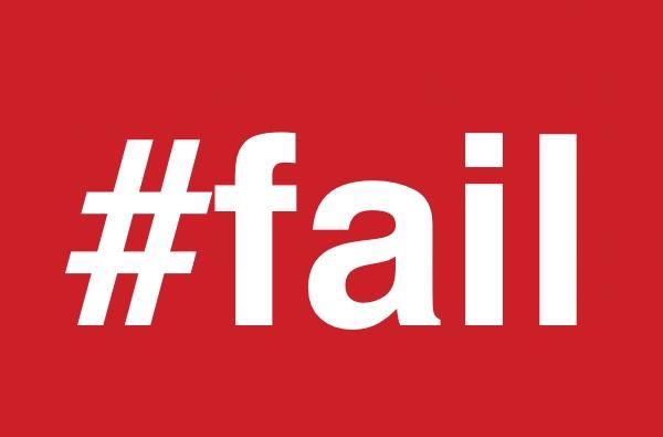 social media fail market research
