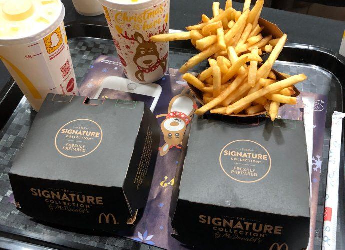 McDonalds Signature Meal Deal   The Social Media Virgin   Mature Lifestyle Blog