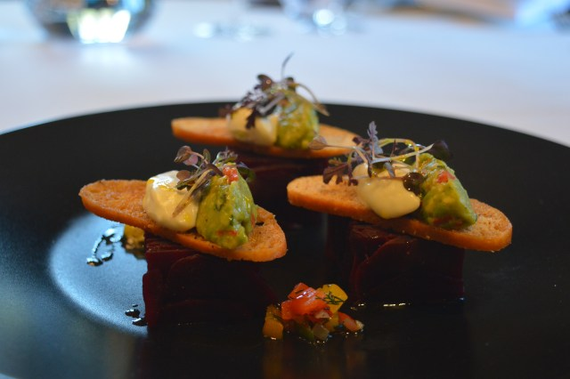 Beetroot Press | Matfen Hall Country Spa & Hotel Northumberland | Summer Menu Review | The Social Media Virgin - a travel and food blog for the mature female