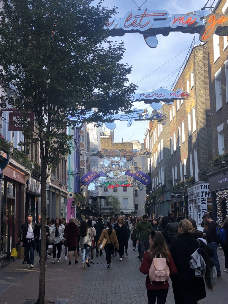 How to spend 48 hours in London | Top t5 things to see and do in London | The Social Media Virgin Lifestyle & Travel Blog