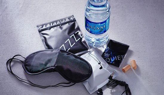 Delta Introduces Sleep Kits For International Economy Customers