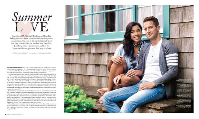 Hamptons Youth Issue Feature
