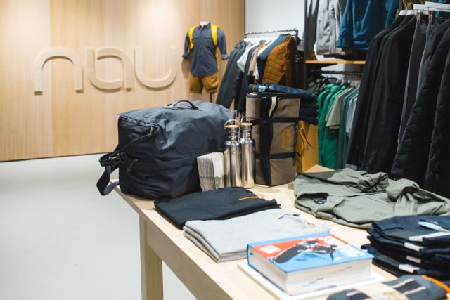 Nau Opens Pop Up Store in New York