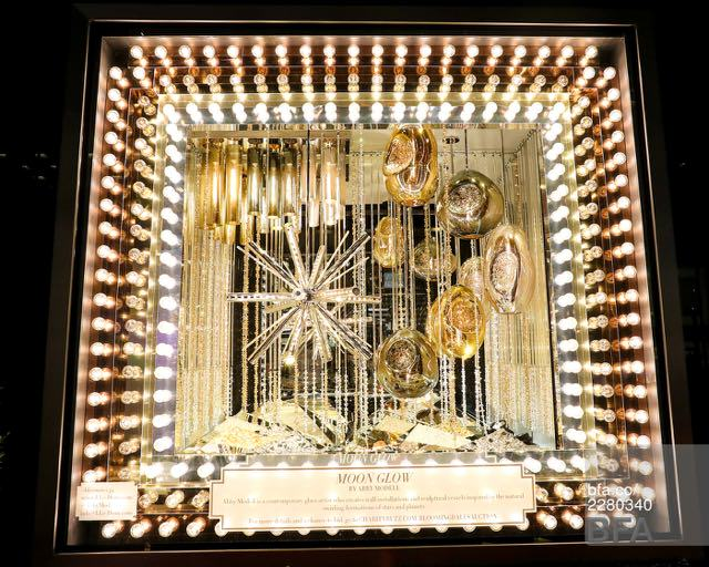 Bloomingdale's Unveils Their Holiday Windows Inspired By Light