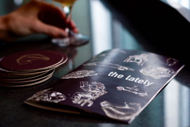 LDV Hospitality + Den Hospitality Team Up With NYC's New Cocktail Bar, The Lately