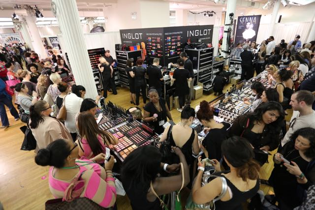 The Makeup Show Arrives In NYC For Spring 2017