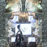 Bergdorf 's Holiday Windows Are Dedicated To New York City's Culture