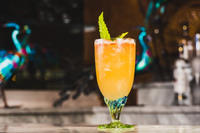 Where To Eat And Drink In NYC: Bar Gonzo Restaurant and Lounge