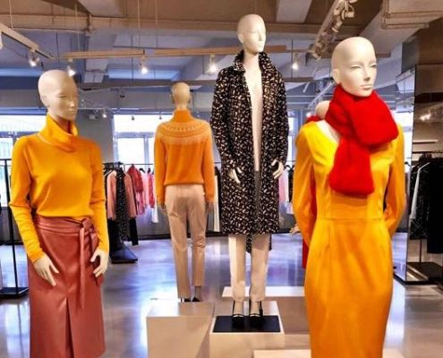 Escada Presents Two Muses For Resort 2018