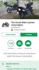 thesocialrider- Samen motorrijden - motorrit - motortoer