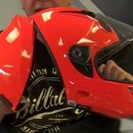 VOZZ rear access motorcycle helmet - features and benefits