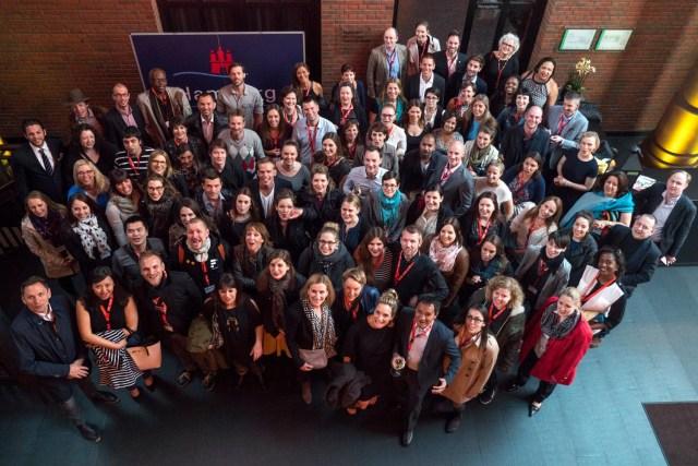 STS Hamburg delegates