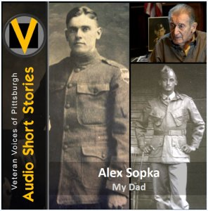Alex Sopka - My Dad_cover art