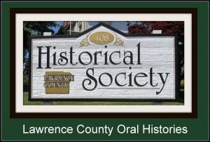 Lawrence County Historical Society logo