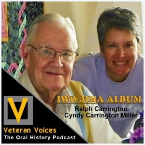 Episode 28 | Cyndy Carrington Miller  | Iwo Jima Album