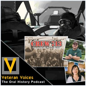 Episode 30 | Alex Mena & Fiona Hall | Crew 713: The Men Who Flew The Irishman's Shanty