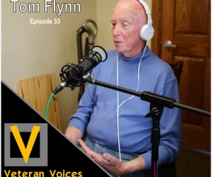 Veteran Voices: The Oral History Podcast – Episode 33