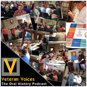 Episode 31 | Herschel Luckinbill | Fox Valley Veterans Breakfast Club