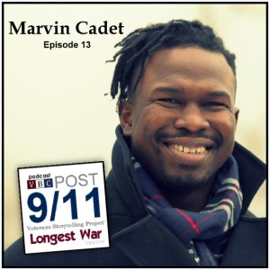 COVER ART - LW13-MARVIN CADET