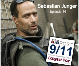 Longest War Podcast (Ep14) – Sebastian Junger