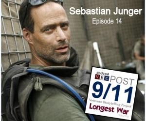 Longest War Podcast (Ep14) – Sebastian Junger