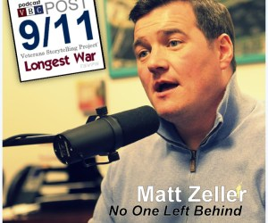 Longest War Podcast (Ep09) – Matt Zeller
