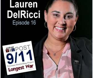 Longest War Podcast (Ep16) – Lauren DelRicci