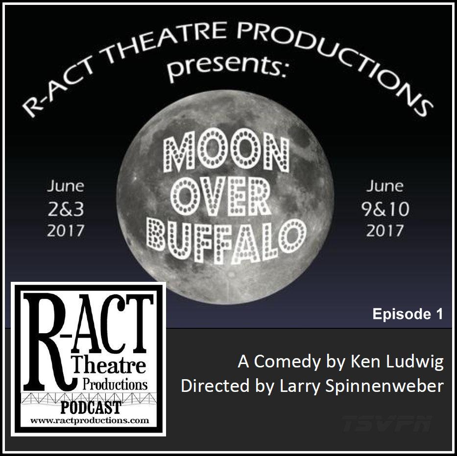 Larry Spinnenweber | Moon Over Buffalo