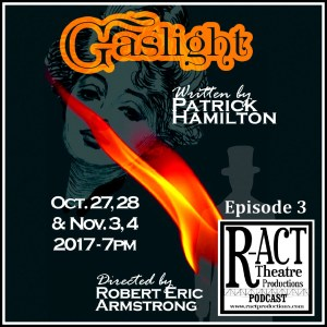 Robert Eric Armstrong | Gaslight (Angel Street)