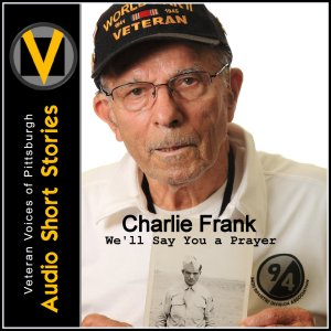Charlie Frank: We'll Say You a Prayer
