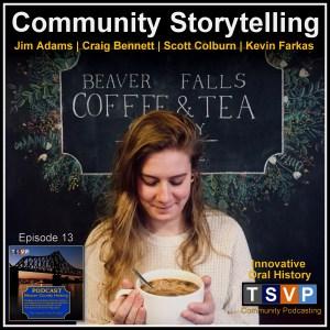 BCHP (Ep13): Community Storytelling @ BFCAT