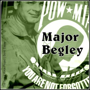 COVER ART - MAJOR BEGLEY2