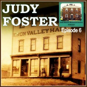 Judy Foster | Enon Valley Community Historical Society
