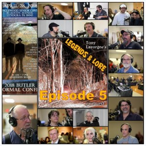 Episode 05: 11th Annual Butler Paranormal Conference