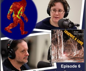 Tony Lavorgne's Legends & Lore Podcast (Ep06): Brian & Terrie Seech