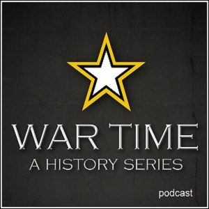 COVER ART - WARTIME HISTORY PODCAST - 600x600