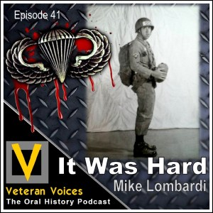 Episode 41 | Mike Lombardi | It Was Hard