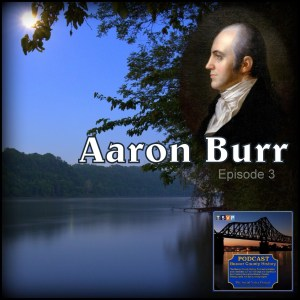 COVER ART - AARON BURR