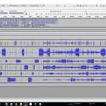 AUDIO EDITING WORKFLOW