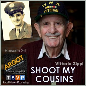 Vittorio Zippi: Shoot My Cousins